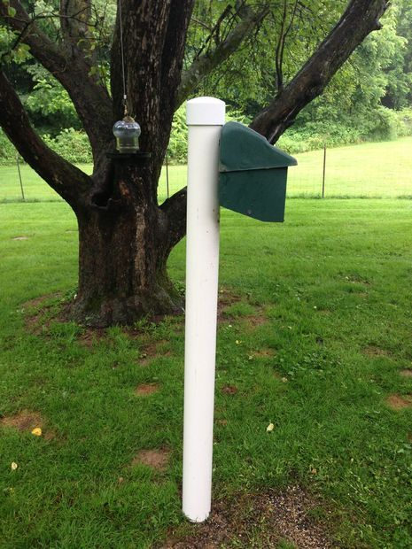 20 best images about squirrel baffles on pinterest posts for Homemade deer feeders pvc pipe