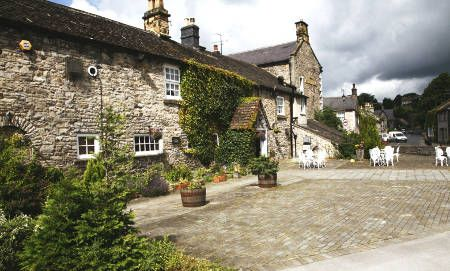 ashford arms hotel bakewell bed and breakfast peak district restaurant