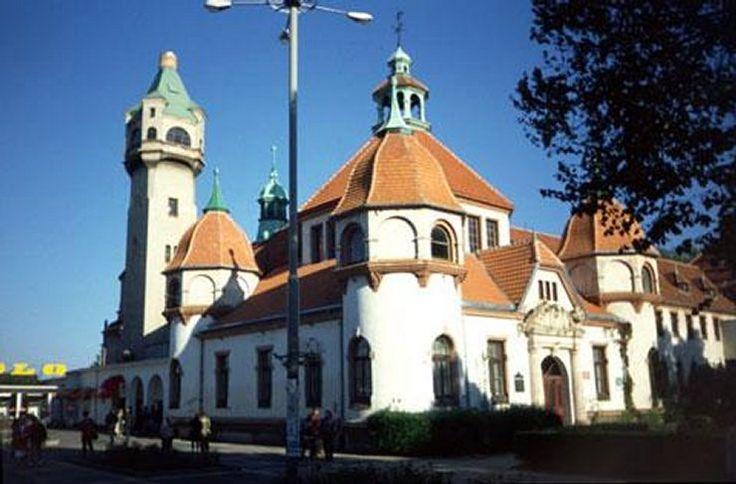Polskie latarnie morskie - Latarnia Sopot