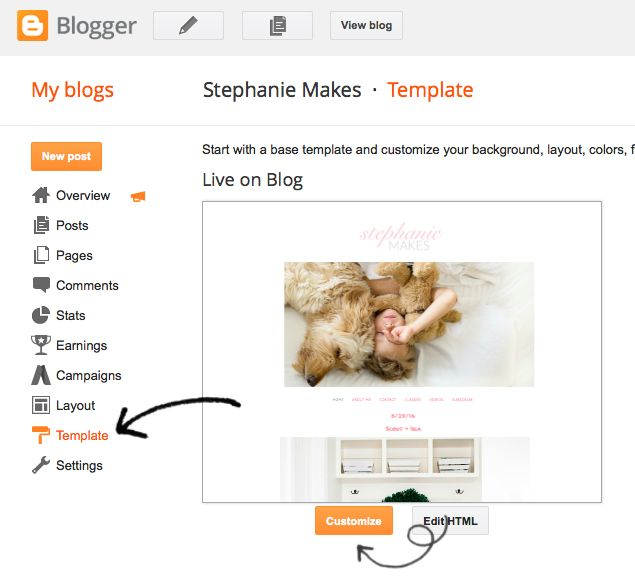 stephanie makes how to create a photo slider for your blog