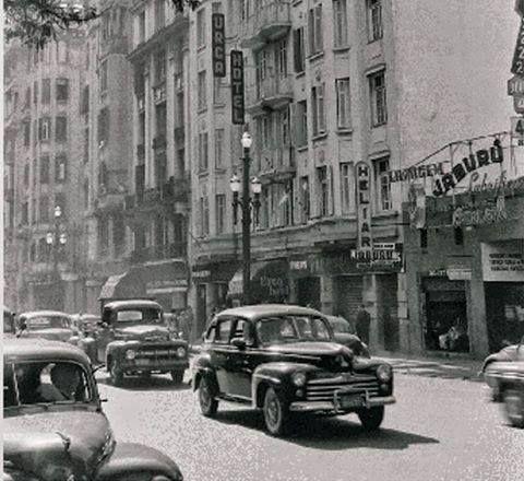 SÃO PAULO: AV. IPIRANGA, 1953
