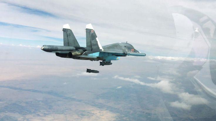 Авиация России нанесла почти 6 тысяч авиаударов по ИГИЛ в Сирии