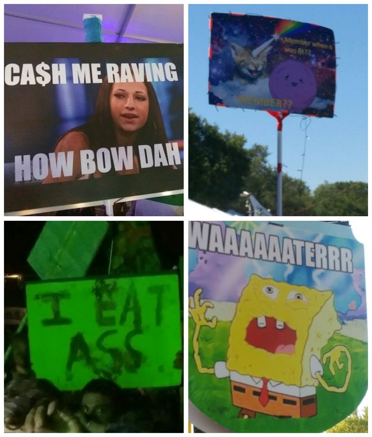 My favorite totems from the Sunset Music Festival this past weekend.