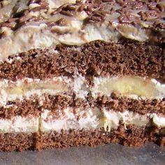 Bananen-Eierlikör-Torte