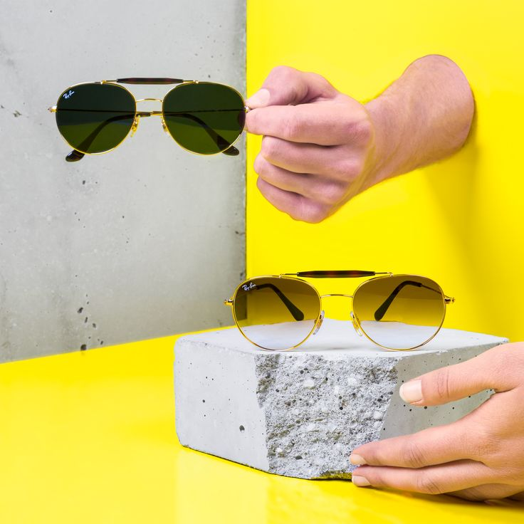 #ItTakesCourage to offer a helping hand // Push yourself to be a better friend in Double Bridge sunglasses