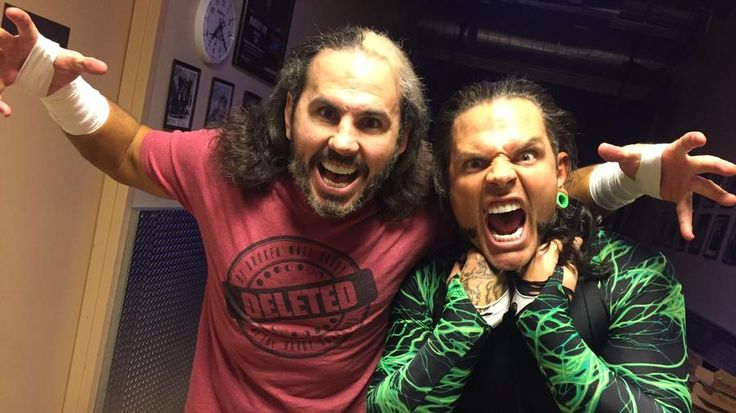 The Hardy Boyz' Broken Legal Woes with Impact Wrestling