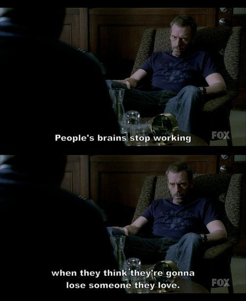 63 best House MD quotes images on Pinterest | Gregory house, Hugh ...