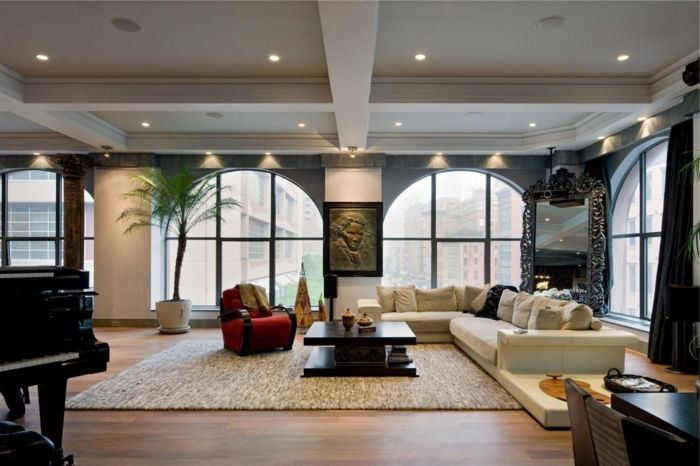 25 best ideas about appartement new york on pinterest appartements new y - Loft new yorkais deco ...