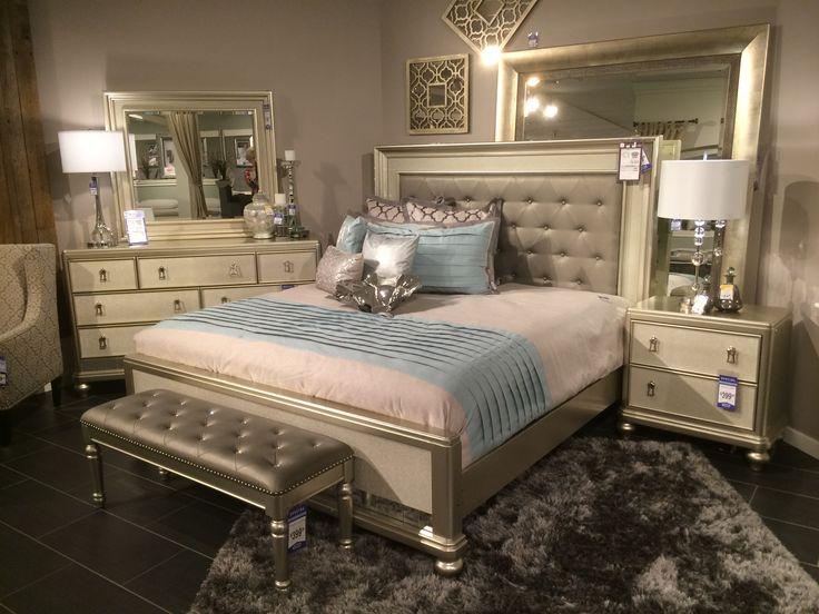 107 best Bedroom Sets images on Pinterest Queen bedroom sets