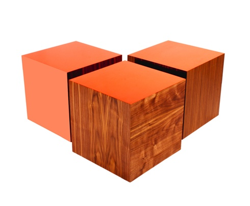 QBS ~ These Multi Faceted Furniture Accessories Can Function As End Tables,  Bedside Tables