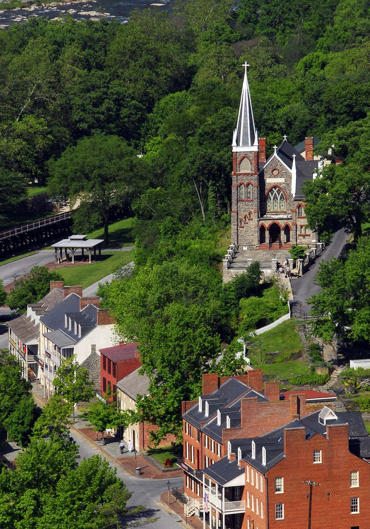 Harpers Ferry National Historical Park #GoToWV