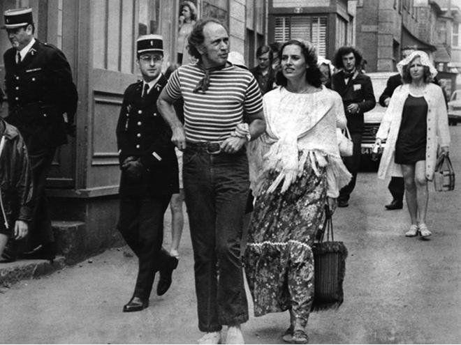 Pierre and Margaret Trudeau