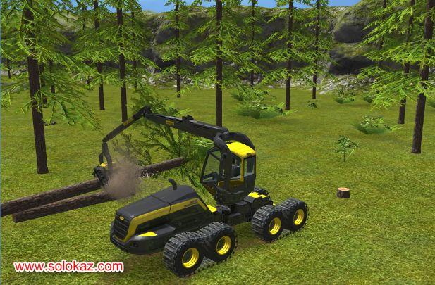 Farming Simulator 16 MOD Apk Unlimited Money Terbaru 2016