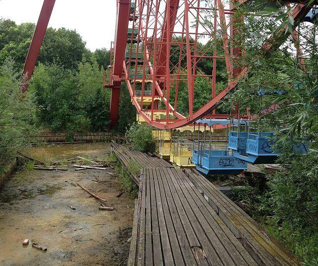 4817 Best Abandoned Theme Parks Images On Pinterest