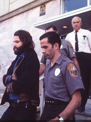 Jim Morrison-Miami 1969. Poor Jimbo.