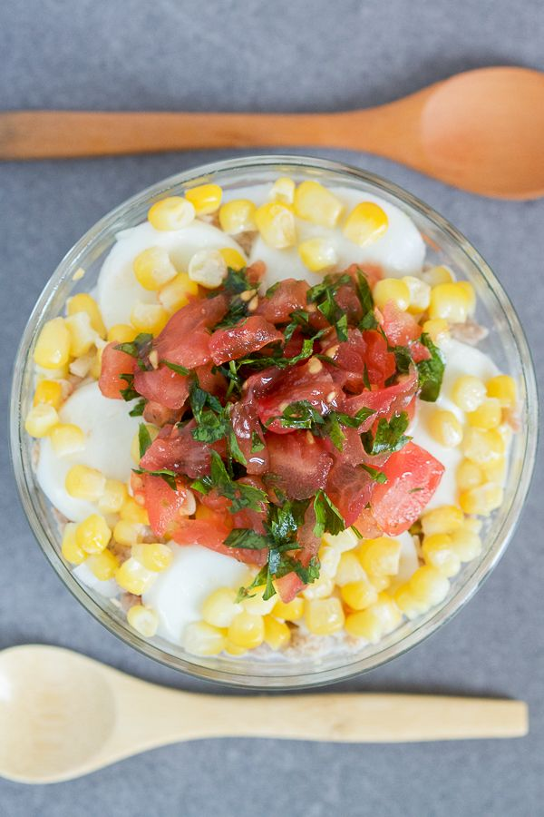 Guaranteed to exchange your present tuna and egg salad: fresh, infused with…