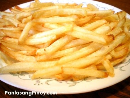 This Crispy Homemade French Fries Recipe is the best and easiest that I've tried by far. The crisp texture and nice taste will definitely make you a believer.