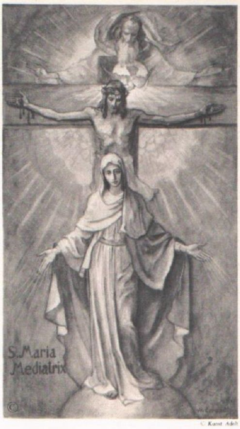 Total Consecration of oneself to Jesus Christ, Wisdom Incarnate, through the hands of Mary according to St. Louis Marie de Montfort: Day 13 June 25 | Maria Angela Grow