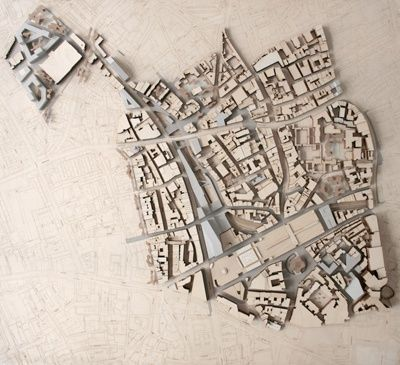 modelarchitecture:  Farringdon Urban Design Study