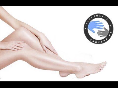 Como aliviar la pesadez de piernas, o piernas cansadas / Fisioterapia a tu alcance