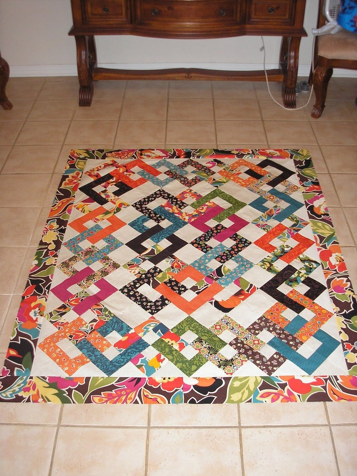 island chain quilt pattern - Google Search | Quilting ...