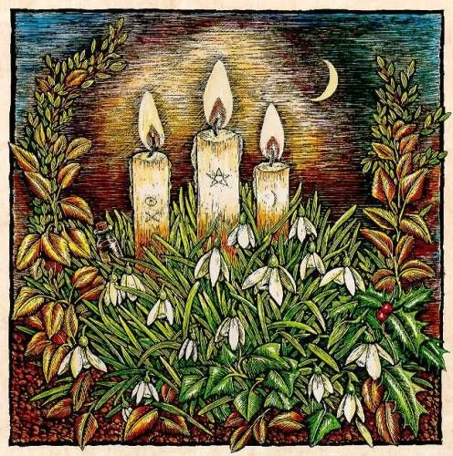 Сретение — «перелом» зимы. Считается, что о сию пору Лесной Хозяин, любимец Велеса, переворачивается в своей берлоге на другой бок, предчувствуя скорое своё пробуждение. В народе примечают: «Если на Сретение холода завернут — весна холодная, поздняя», «Тихий и облачный день на Сретение — будет хороший урожай хлебов и плодов», «На Сретение небо звёздное — зима не скоро плакать начнёт (т.е. весна ожидается поздняя)»,