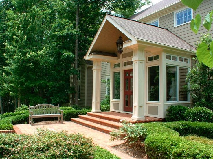 33 best Enclosed portico ideas images on Pinterest ...
