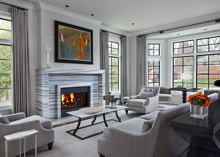 2016 DHDA: Details - Fireplace Place): Amy Miller Weinstein/AMW Design  Studio, with Albaugh Masonry Stone and Tile Inc.