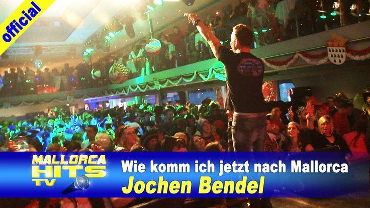 Jochen Bendel - Wie komm ich jetzt nach Mallorca - Party Hits 2015