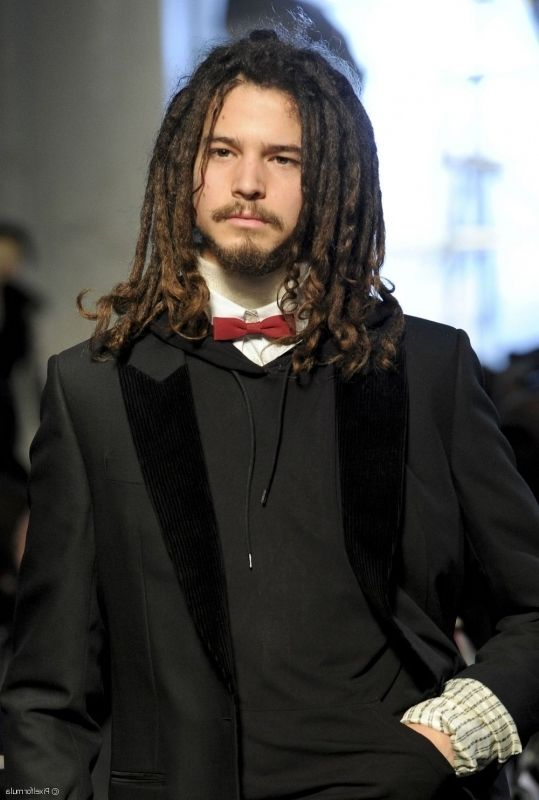 Braided Dreads Hairstyles For Men