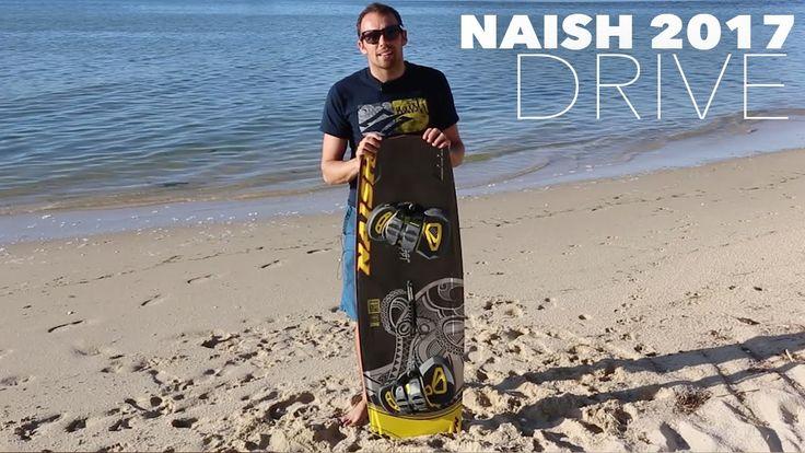 Naish Drive 2017 par AtaoRide.com