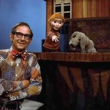 Mr Dressup and Finnegan & Casey.  And Chez Helen and The Friendly Giant.  The morning line-up.