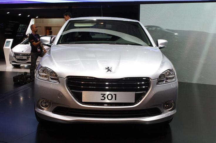 Peugeot 301 wordt gemaakt in Spanje