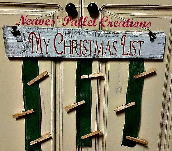 293 Best NEAVES PALLET CREATIONS AND MORE: CHRISTMAS