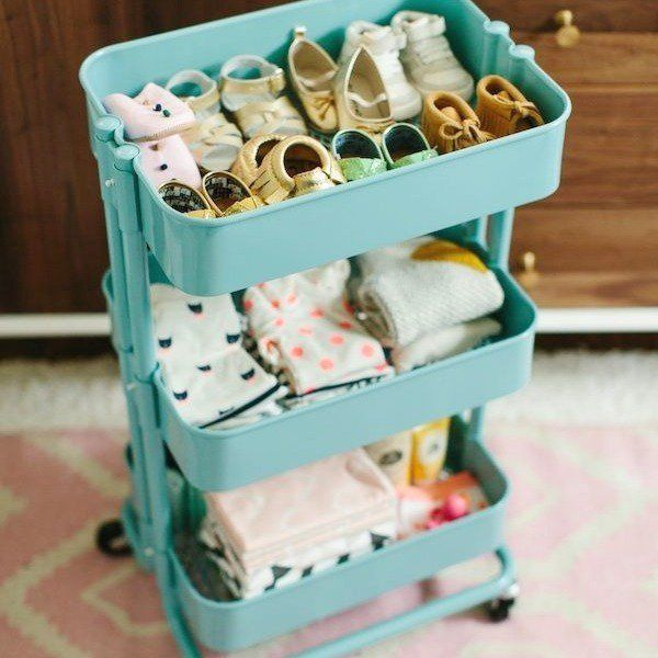 Shoe Organization Hacks: 25+ Best Ideas About Baby Shoe Storage On Pinterest