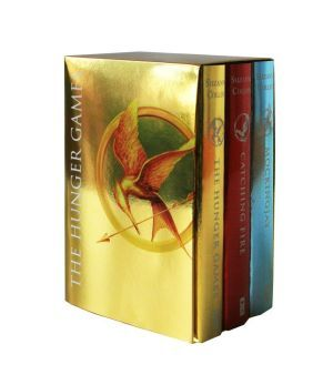The Hunger Games Box Set: Foil Edition <3<3<3<3<3<3<3<3<3<3<3<3<3<3<3<3<3<3<3<3<3<3<3<3<3<3<3<3<3<3<3<3<3!!!!!!!!!!!!!!!!!!!!!!!!!!!!!!!!!!!!!!!!!!!!!!!
