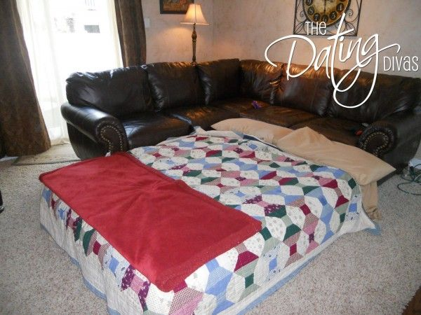Spouse Sleepover Date! Perfect idea for tonight!    #datingdivas #datenight