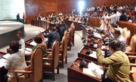 Llama Legislatura a cuentas a secretarios del gobierno de Oaxaca