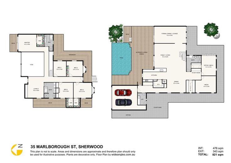 35 Marlborough Street, Sherwood QLD 4075 - House For Sale - 2012672989
