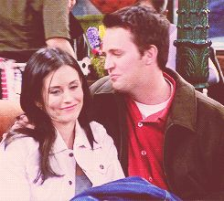 """You knew they'd make it through them together. 