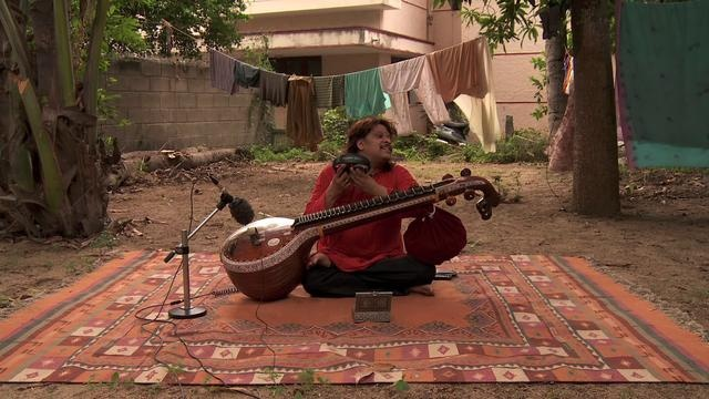 """Putumayo Presents:African Blues-Playing For Change featuring Tinariwen """"Groove in G"""" by Putumayo World Music. Too funky!"""