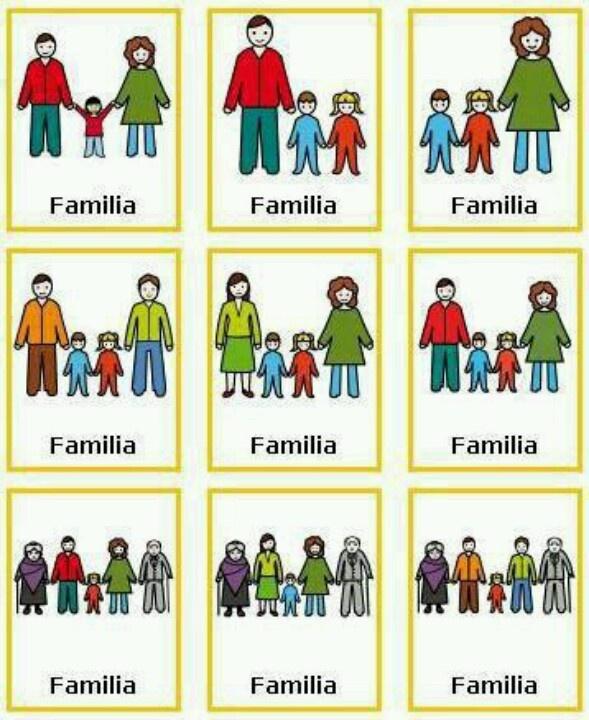 Quién decide lo que es una familia?