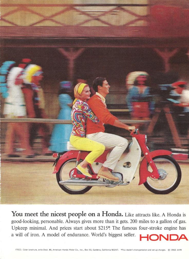 Honda, USA 1966.