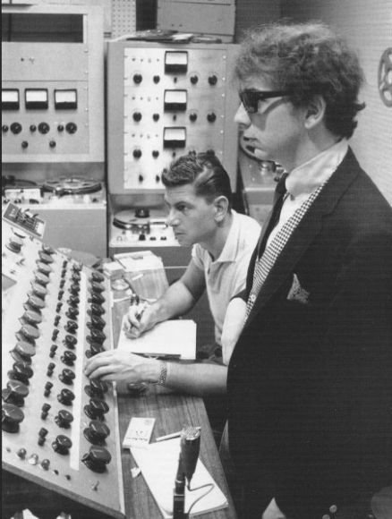 Phil Spector and Larry Levine created the Wall of Sound that captured us in the early '60s.