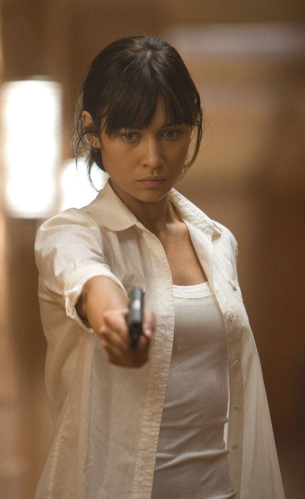 Olga Kurylenko as Camille Montes 22. 2008 Quantum of Solace - 2008
