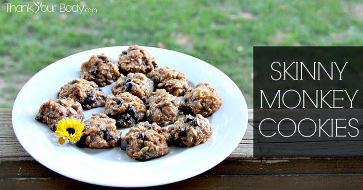 Recipe: Skinny Monkey Cookies