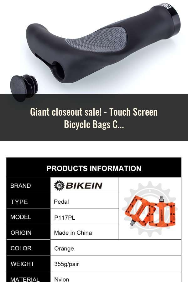 Bicycle Cycling Bike Frame Front Tube Waterproof Mobile Phone Bag  5.0inch