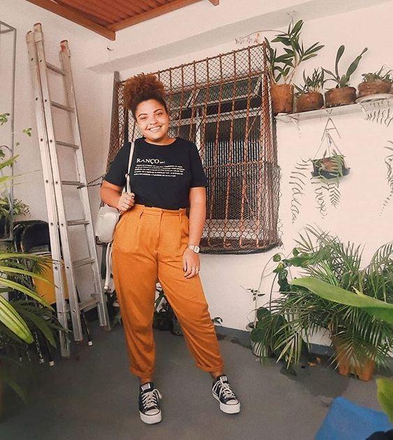 30 formas de usar calça e está sempre na moda - Crescendo aos Poucos | Moda, Looks moda, Looks plus size