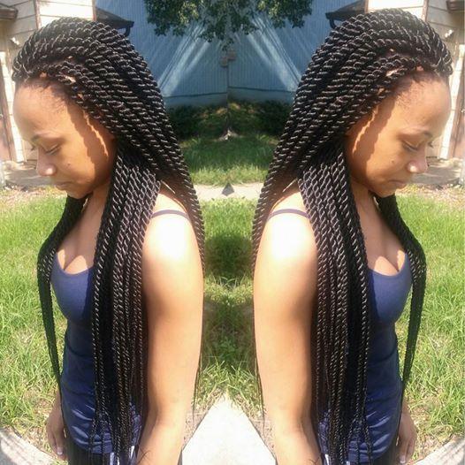 Some more beautiful twists by @braidsbyguvia - http://www.blackhairinformation.com/community/hairstyle-gallery/braids-twists/beautiful-twists-braidsbyguvia/