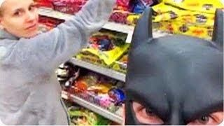 #Funny #Batman #Dad Is Back With More Hilarious #Vines